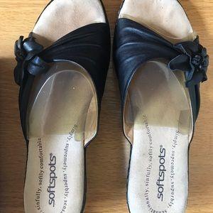 Soft spots sandals